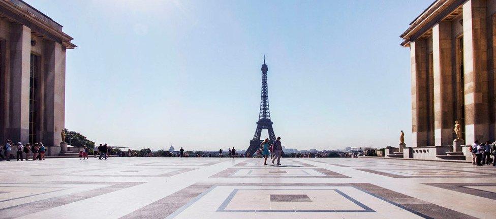Le campus de l'ESP à 5 mins à pied de la tour Eiffel