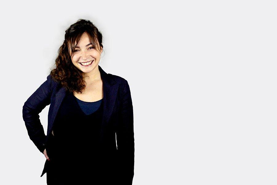 Anais Huard, ancienne étudiante en Mastère 2 à l'ESP