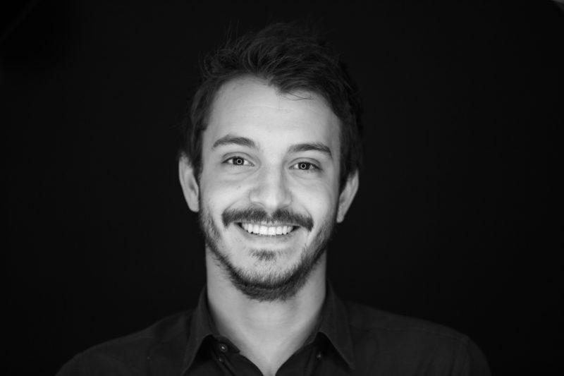 Cesar Valadares, alumni de l'ESP