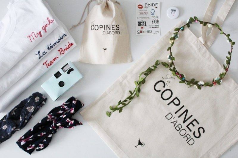Coffret evjf so mademoiselle