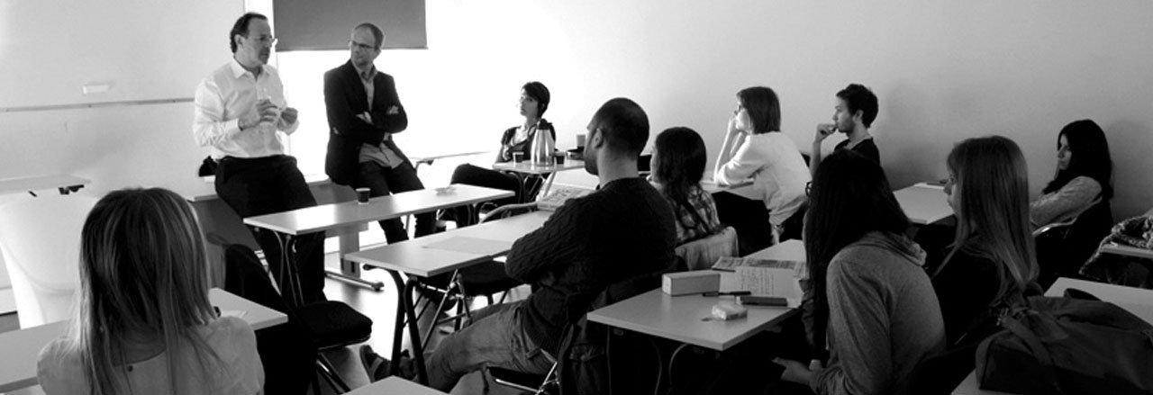 Cours de Communication à l'ESP, école de communication publicité et marketing