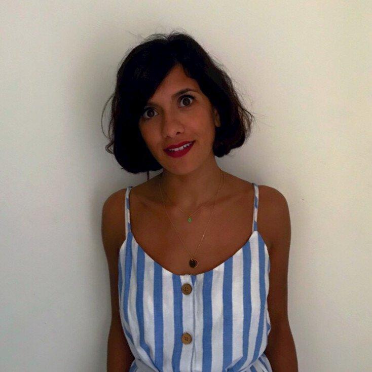 Cynthia Sinnan, alumni ESP et fondatrice de so-mademoiselle