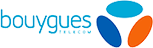 Logo Bouygues-Télécom, partenaire de l'ESP
