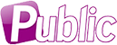 logo du Magazine Public, partenaire de l'ESP