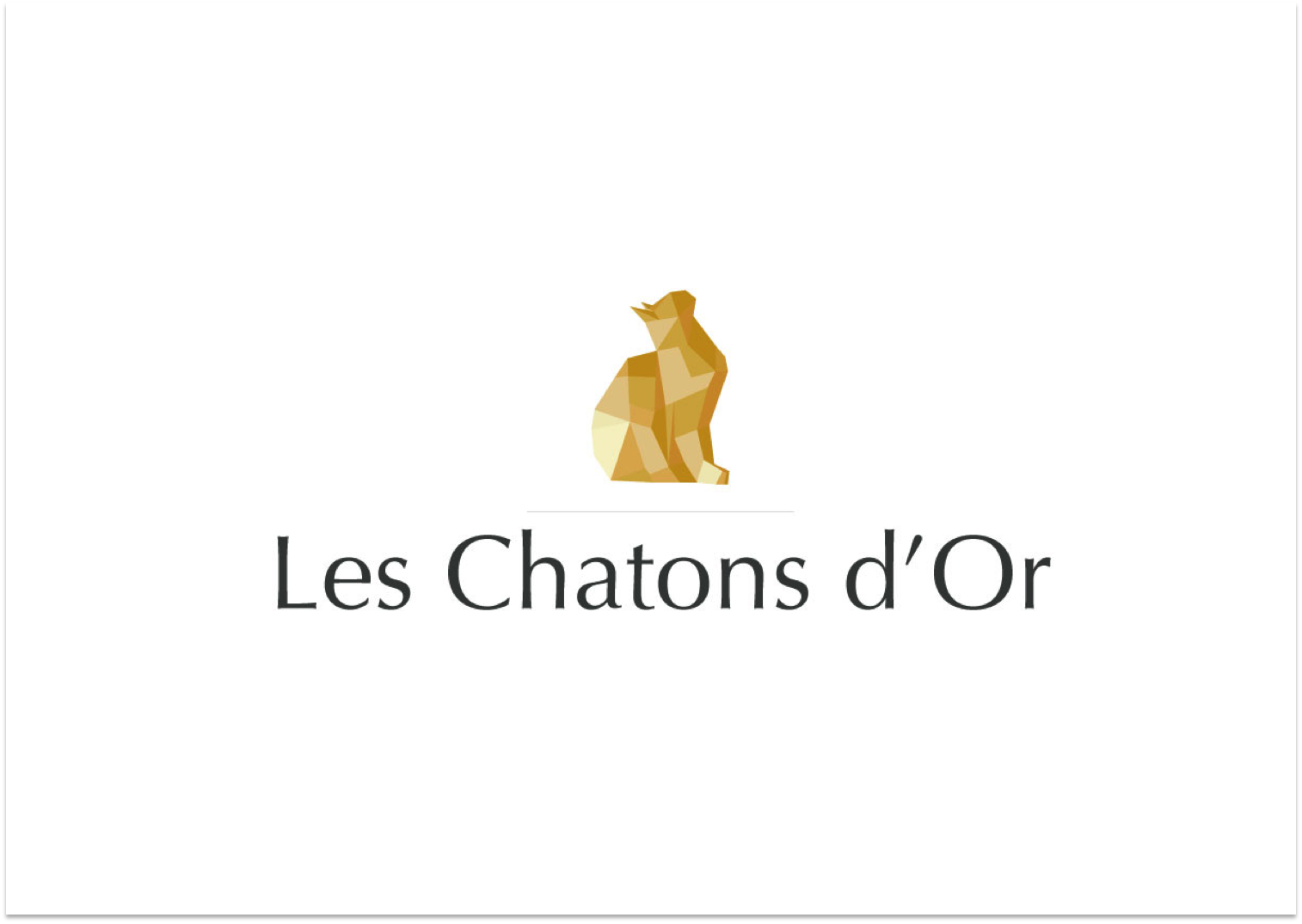 Chatons d'Or 2019