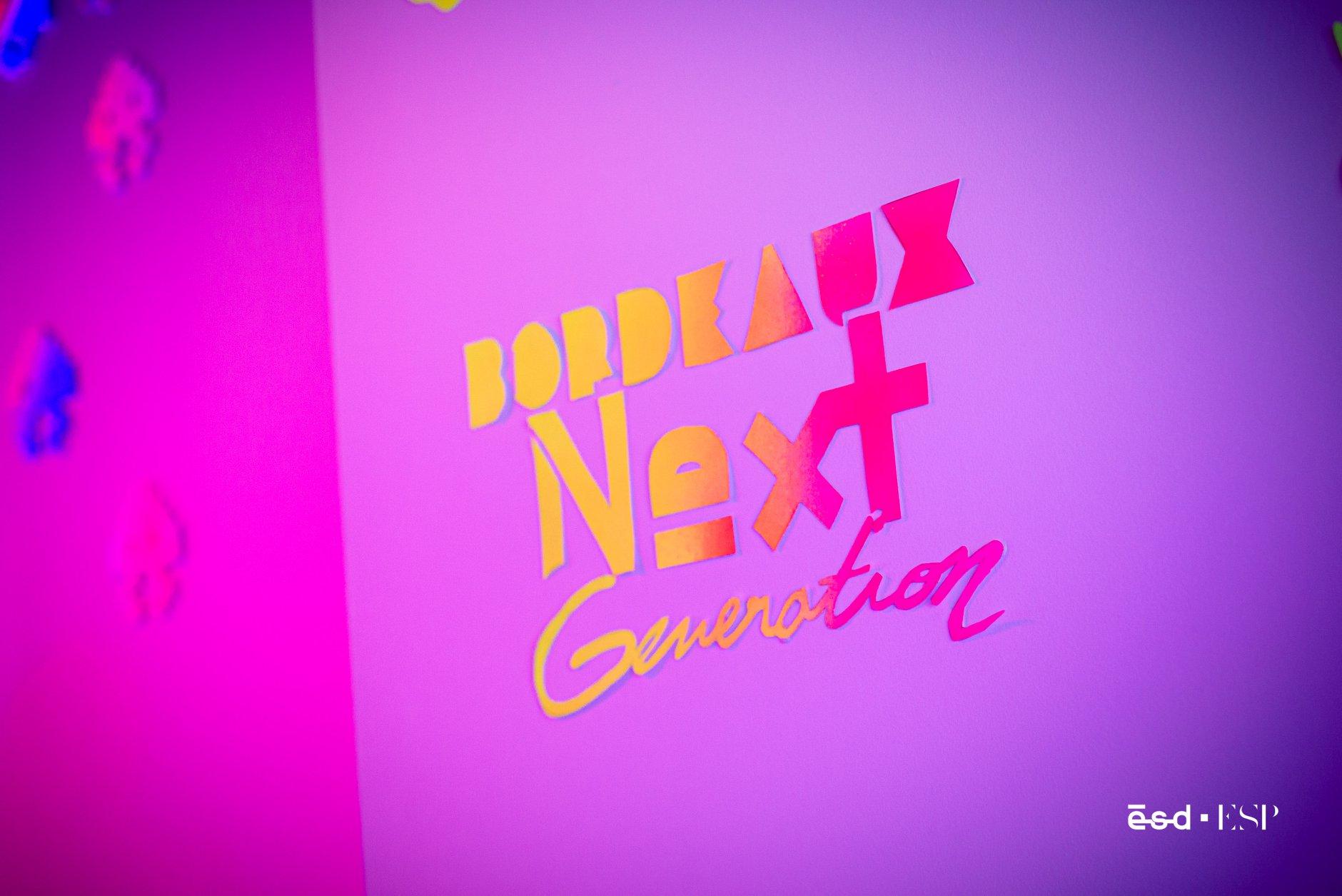 Inauguration #BordeauxNextGeneration ESP Bordeaux
