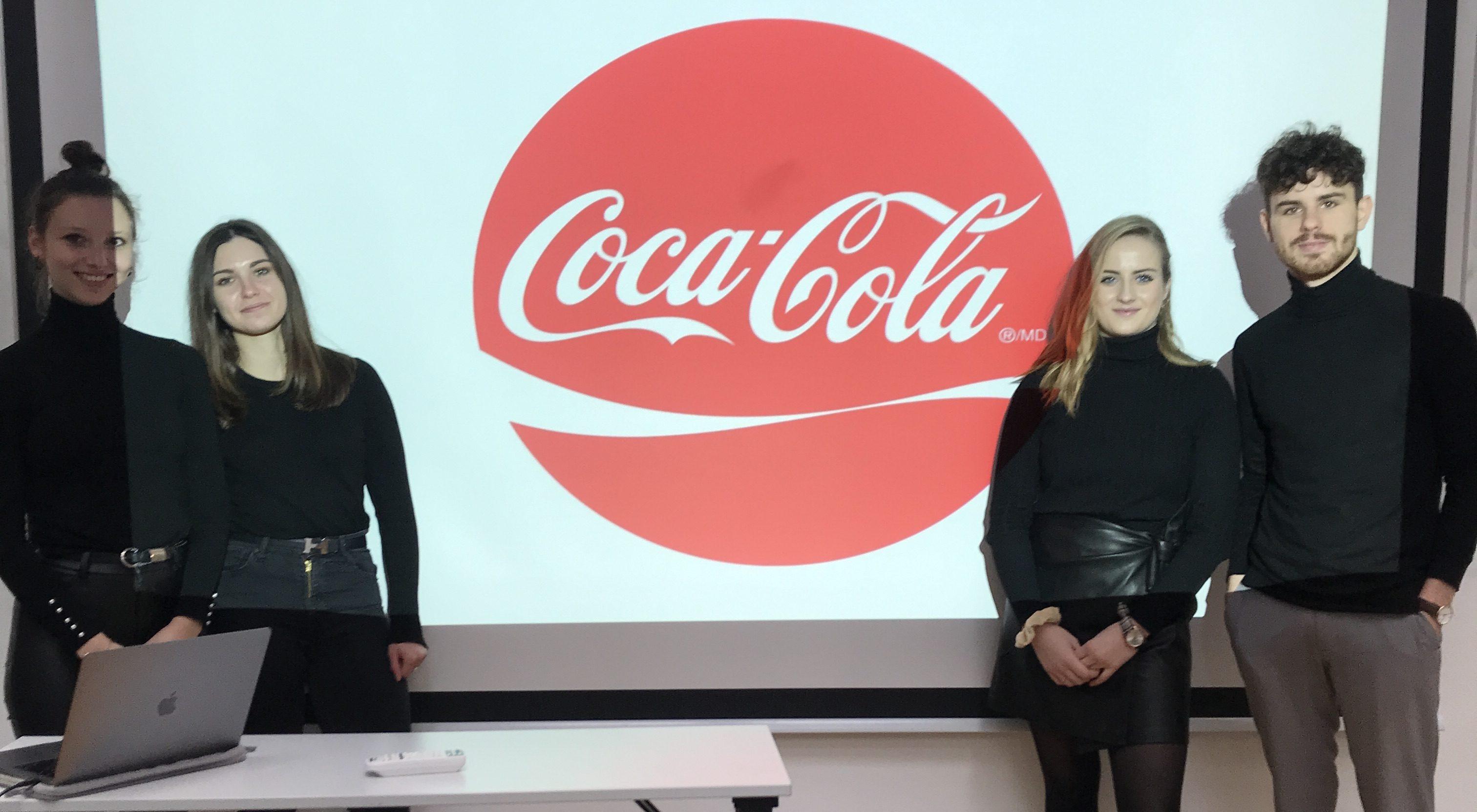 Compétition Ad'Venture Coca Cola 2020 - ESP Paris