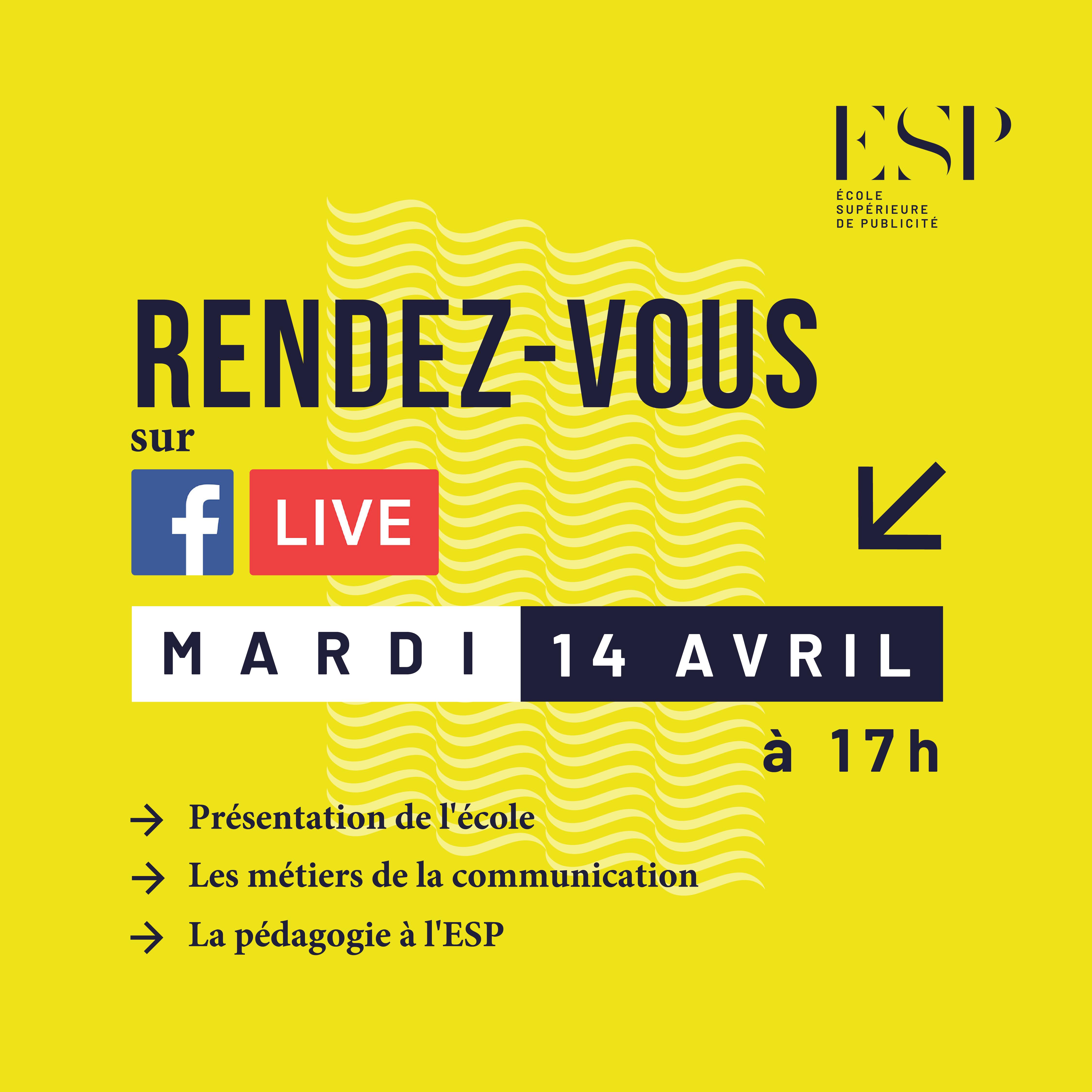 Facebook Live ESP