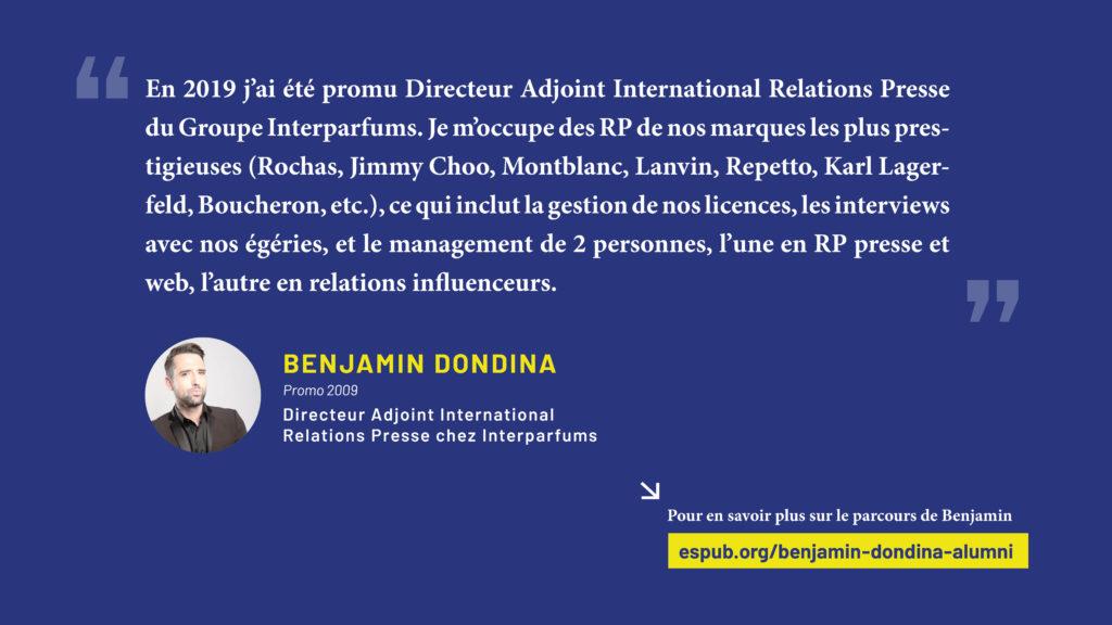 Benjamin Dondina
