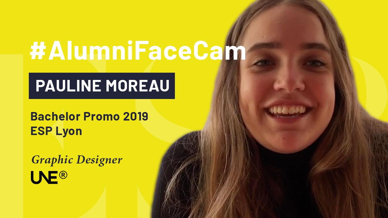Miniature Pauline Moreau Alumni Face Cam
