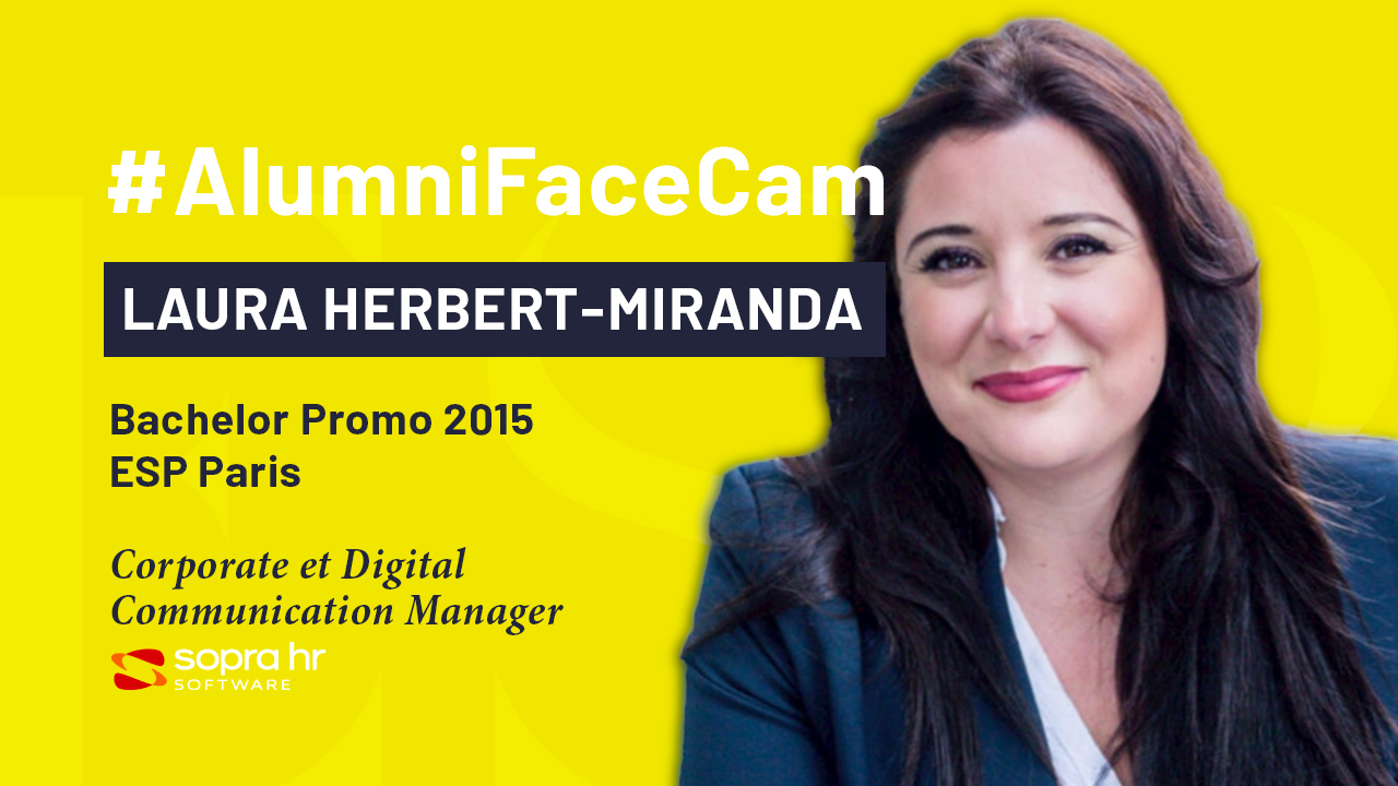 Miniature de Laura Herbet-Miranda pour Alumni Face Cam