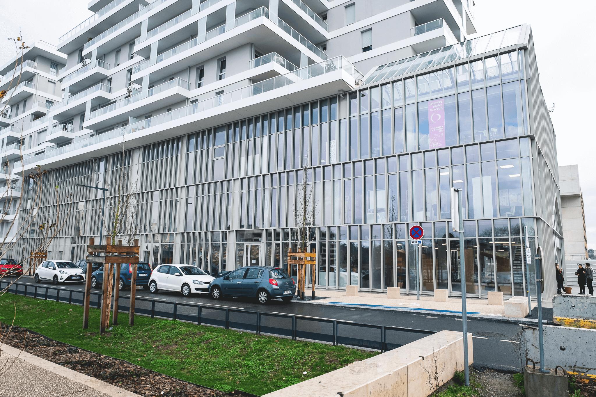 Immeuble du Campus ESP Toulouse